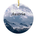 Austria Ceramic Ornament