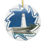 Exotic Lighthouse Ornament