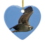 Flying Osprey Ornament