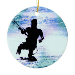 Kiteboarding Ornament