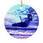 Kitesurfing Ornament