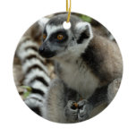 Lemur Ornament