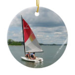 Sailing Fun Ornament