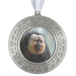 Saki Monkey Ornament