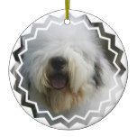 Sheepdog Ornament