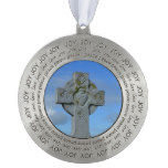 The Power of Prayer Pewter Ornament